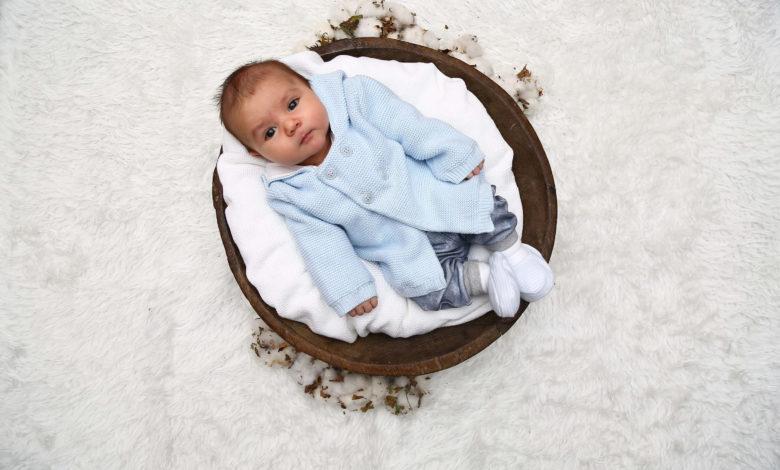 Bebekler Organik Giyimle Büyüyecekler