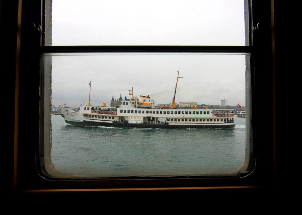 İstanbul'da Vapurlar