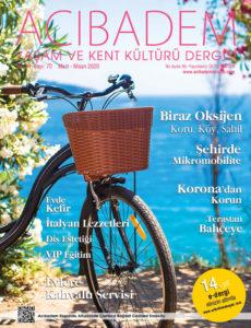 Acıbadem Dergisi Sayı 70 Kapak