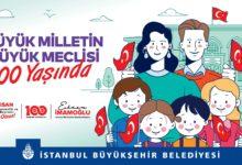 Photo of İstanbul'da 23 Nisan Dijital Ortamda Kutlanacak