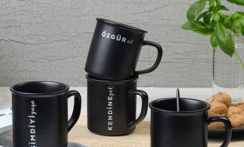 Kahve Tutkunlarına Özel Tasarım