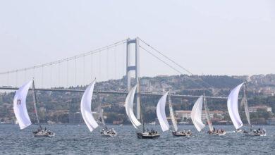 Photo of Boğazda Yelkenliler Yarıştılar