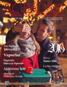 Acıbadem Dergisi Sayı 52 Oku