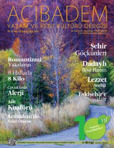 Acıbadem Dergisi Sayı 53 Oku