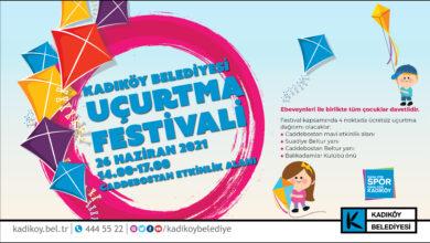 Photo of Kadıköy'de Uçurtma Festivali