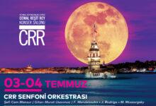 Photo of CRR Senfoni Orkestrası Yaz Programı'nı Açık Havaya Taşıyor