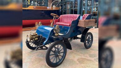 Photo of Tarih yazan Cadillac Rahmi M. Koç Müzesi'nde
