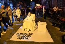 Photo of Kadıköy'de Gürültü Kirliliğine Sanatla Dikkat Çektiler